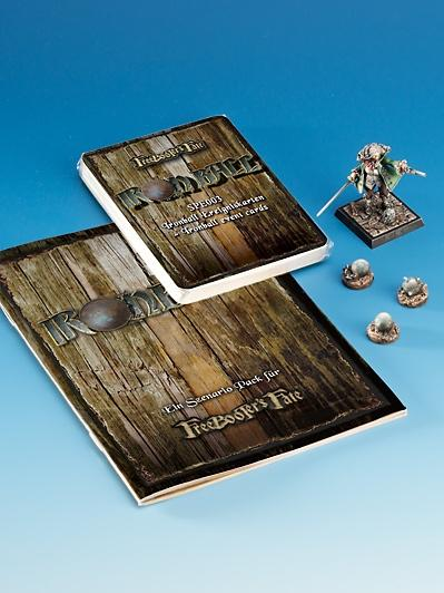 Freebooter's Fate: Ironball Expansion
