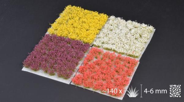 Gamer's Grass Mixed Flower Set