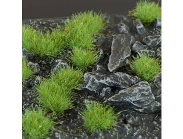 Gamer's Grass Spikey Green Tufts (12mm)