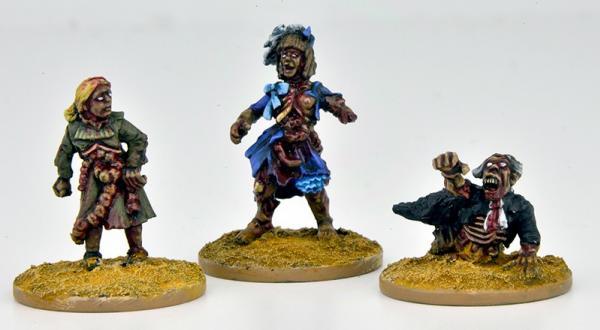 The Curse of Dead Man's Hand: Cursed Townsfolk