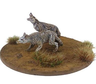 Dead Man's Hand: A Pack of Coyotes (4)