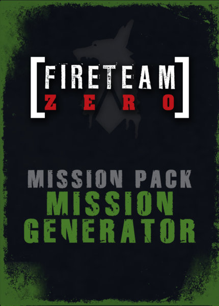 Fireteam Zero: Mission Generator Pack