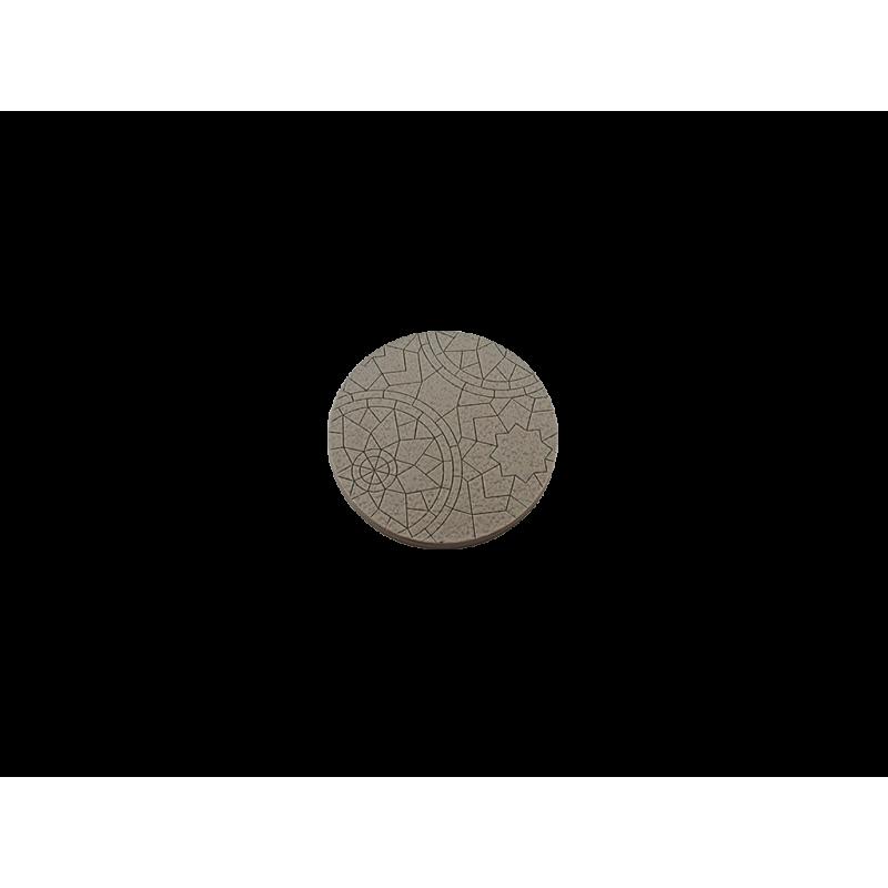 Battle Bases: Mosaic Base, Round 70mm (1)
