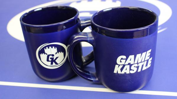 Game Kastle Coffee Mug (17oz)