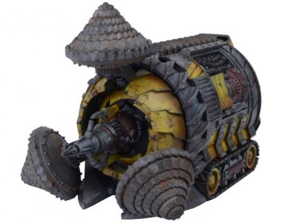 Warpath: (Veer-Myn) Tunneller
