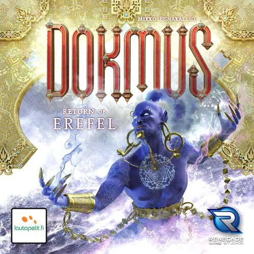 Dokmus: Return of Erefel Expansion