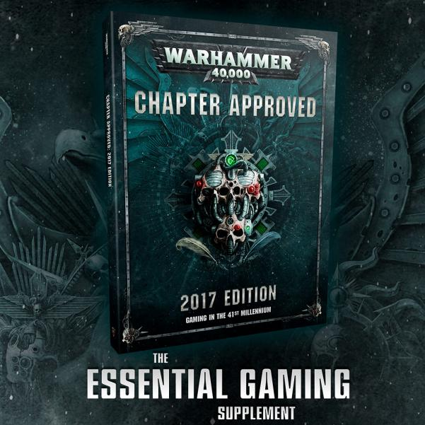 Warhammer 40K: Chapter Approved (SC)