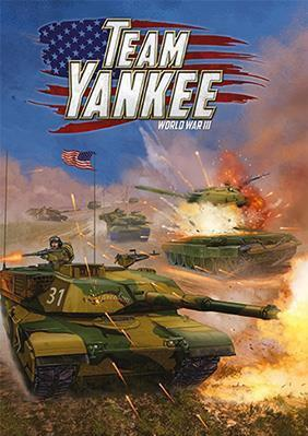 Flames Of War (Team Yankee): Team Yankee Rulebook (HC) (2017 Revised Edition)
