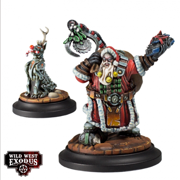 Wild West Exodus: Kyle the Red & White with Max [Seasonal/Limited]