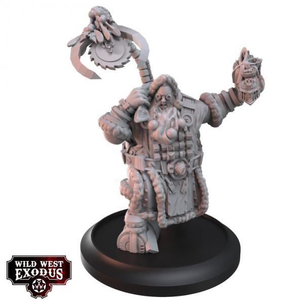 Wild West Exodus: Kyle the Red & White with Max