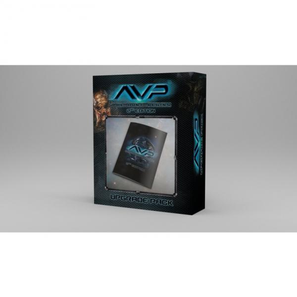 Alien vs Predator (AVP): The Hunt Begins Second Edition Upgrade Kit