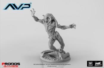 Alien vs Predator (AVP): Predalien UniCast