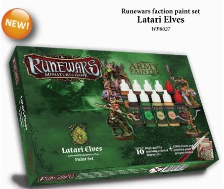 Warpaints: Runewars - Latari Elves paint set