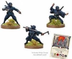 Test of Honour: Ninja Blister Pack