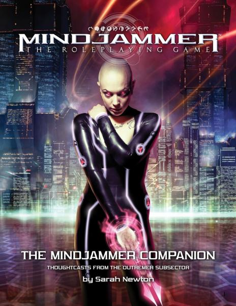 Mindjammer RPG: The Mindjammer Companion