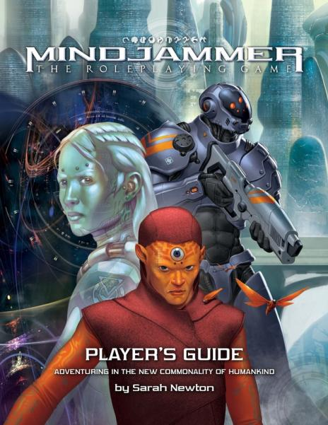 Mindjammer RPG: The Player's Guide