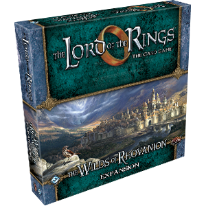 Lord of the Rings LCG: The Wilds of Rhovanion Expansion