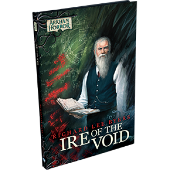 Arkham Horror: Ire of the Void (HC) [Novel]