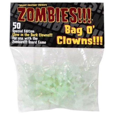 Zombies!!!: Glowing Bag O' Zombie Clowns