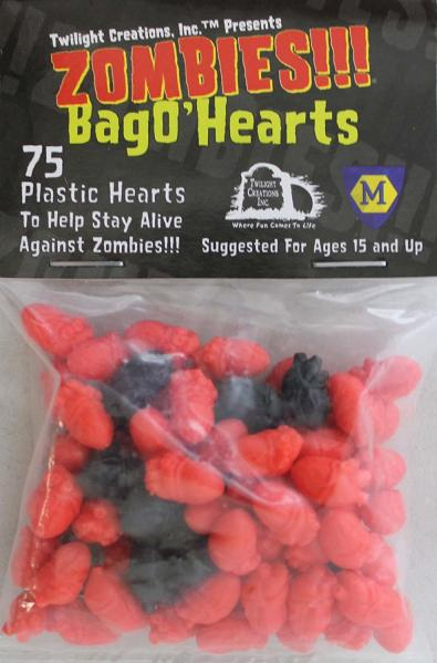 Zombies!!!: Bag O' Hearts