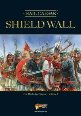 Hail Caesar: Shield Wall - The Dark Age Sagas vol I Viking Supplement
