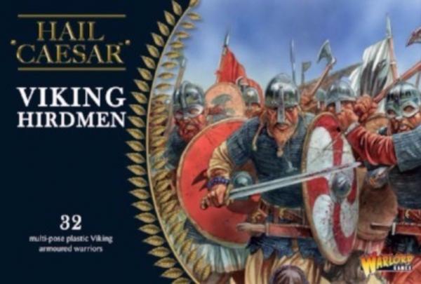 Hail Caesar: Viking Hirdmen