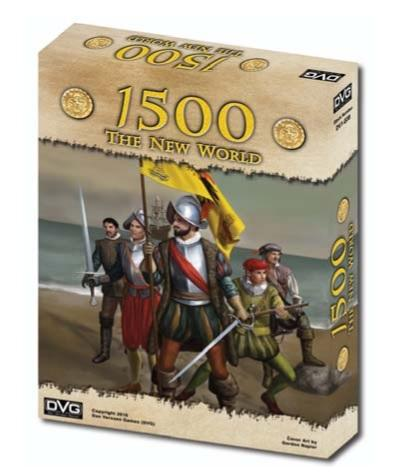 1500 - The New World (Core Game)