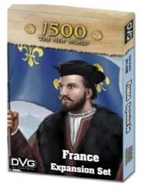 1500 - The New World: France Expansion
