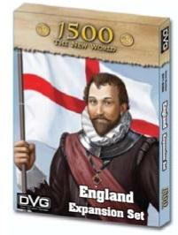 1500 - The New World: England Expansion