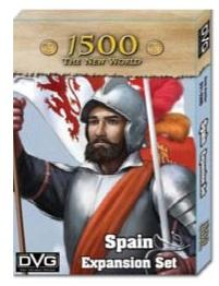 1500 - The New World: Spain Expansion