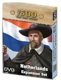 1500 - The New World: Netherlands Expansion