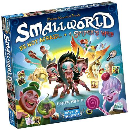 Small World Expansion: Power Pack #1 Expansion