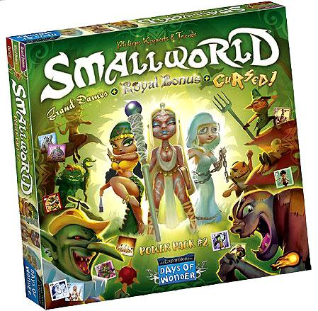 Small World Expansion: Power Pack #2 Expansion
