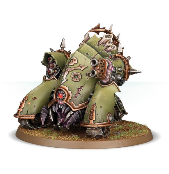 WH40K: Death Guard Myphitic Blight-hauler (Easy to Build)