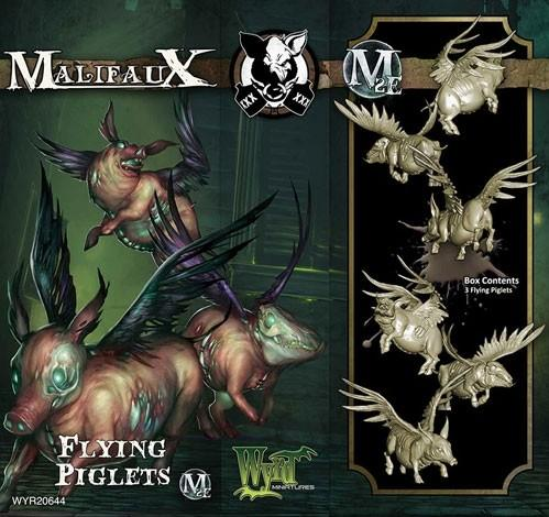 Malifaux: (The Gremlins) Flying Piglets
