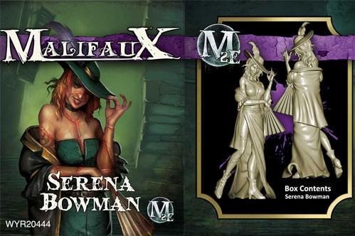 Malifaux: (The Neverborn) Serena Bowman
