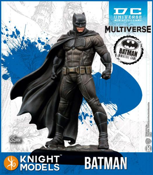 Batman Miniature Game: Batman (Ben Affleck) (2nd Edition) (Resin)