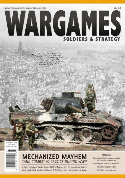 Wargames, Soldiers & Strategy Magazine: Issue #94