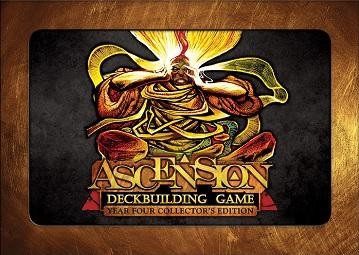 Ascension: Year Four Collector's Edition