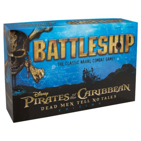 BATTLESHIP: Pirates of the Caribbean