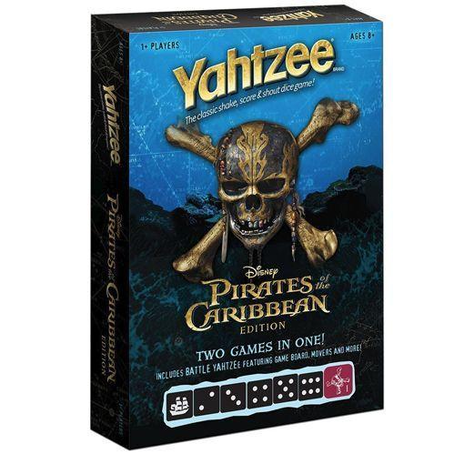 Yahtzee: Pirates of the Caribbean 2017 (BATTLE YAHTZEE)