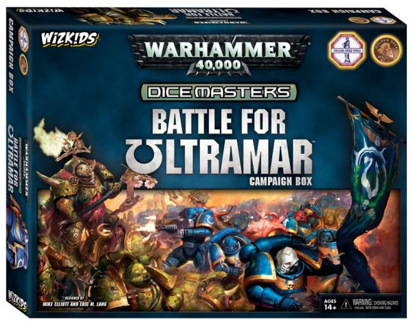 Dicemasters: Warhammer 40,000 Battle for Ultramar Campaign Box
