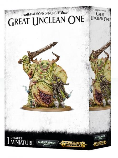 Age of Sigmar: GREAT UNCLEAN ONE