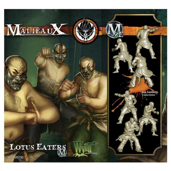 Malifaux: (Ten Thunders) Lotus Eaters