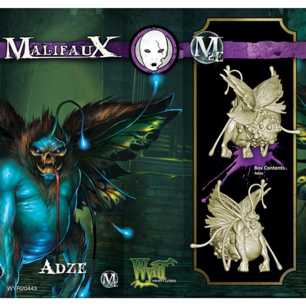 Malifaux: (The Neverborn) Adze