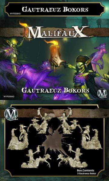 Malifaux: (The Gremlins) Gautraeuz Bokors