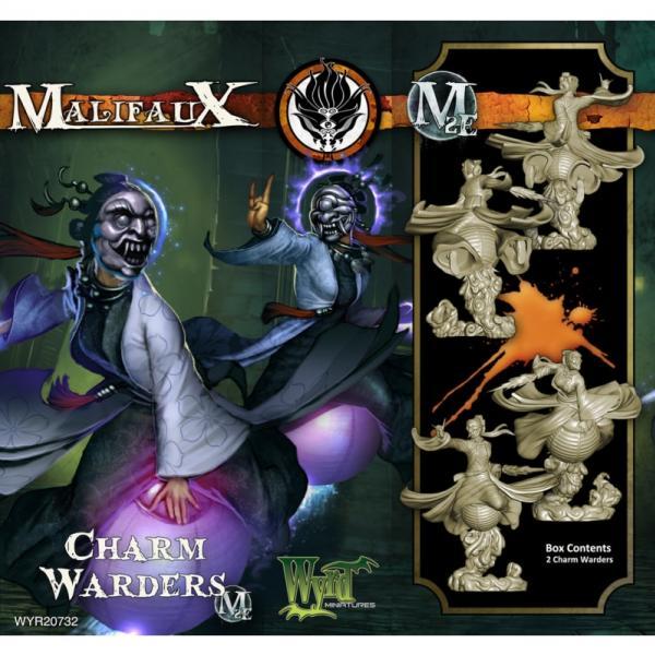 Malifaux: (Ten Thunders) Charm Warders