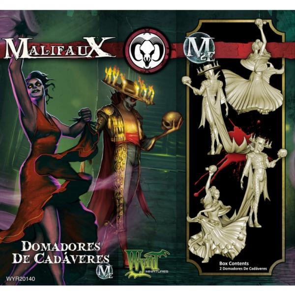 Malifaux: (The Guild) Domador De Cadaveres