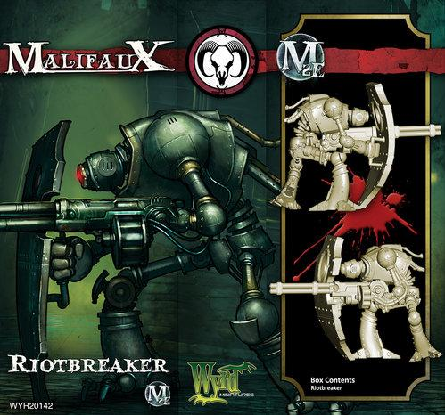 Malifaux: (The Guild) Riotbreaker