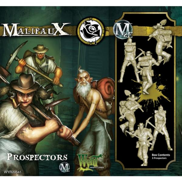 Malifaux: (The Outcasts) Prospectors